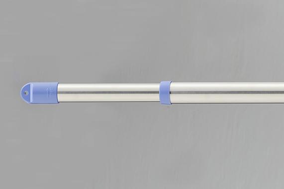 ステンレス伸縮物干し竿 2.2m~3m